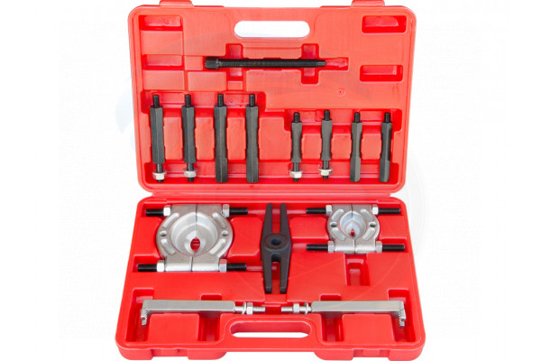 14pcs Bearing Separator Puller Set 2-3inch Splitters Remove Bearings