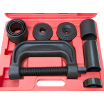 4in1 Ball Joint Service Auto Tool Set 2WD 4WD Service Kit with Case