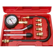 Diagnostic Engine Tools Cylinder Head Spark Plug Compression Test Kit