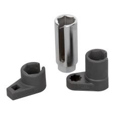 Oxygen Sensor 6 Point 22mm 7/8 Socket Wrench O2 Tool Remover Installer