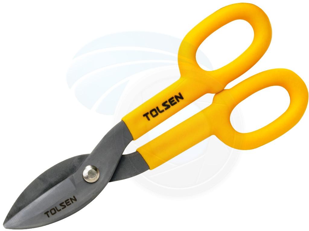 10 Inches Tin Snips Sheet Metal Straight Cut Shear Scissor