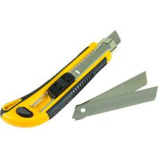 18mm Snap-Off Sharp Blade Cutter Shippers Carpenter Knife Box Opener