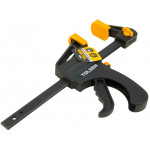 6inch Ratcheting Bar Locking Clamp Ratchet Spreader Squeeze Woodwork