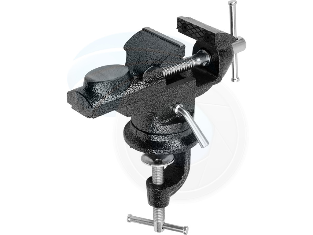 Portable Swivel Base Work Bench Table Top Vice Vise 2inch
