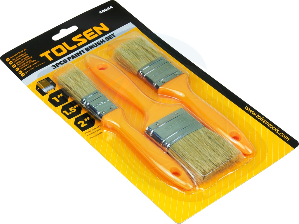 1 1 5 2in Paint Corner Cutting Edge Brush Bristle Wall Painting Stain