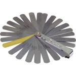 32Pcs 0.04mm-0.88mm Blade Gap Feeler Gauge Metric SAE Dual Reading