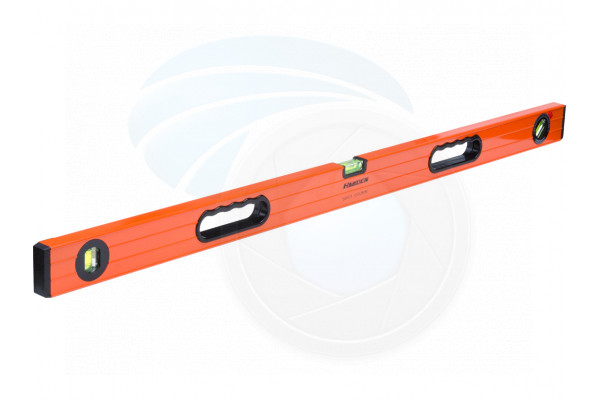 3ft Horizontal Vertical Aluminum Level Rubber Handles Adjustable Angle