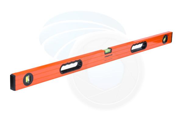 3ft Horizontal Vertical Aluminum Level Rubber Handles Adjustable Angle