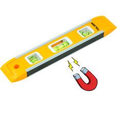 Mini Tool Box Pocket 9inch 22.5cm Magnetic Torpedo Plumbers Pipe Level