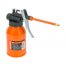 Refillable 300ml Pump Nozzle Oil Can Oiler Squirt Squeeze Trigger