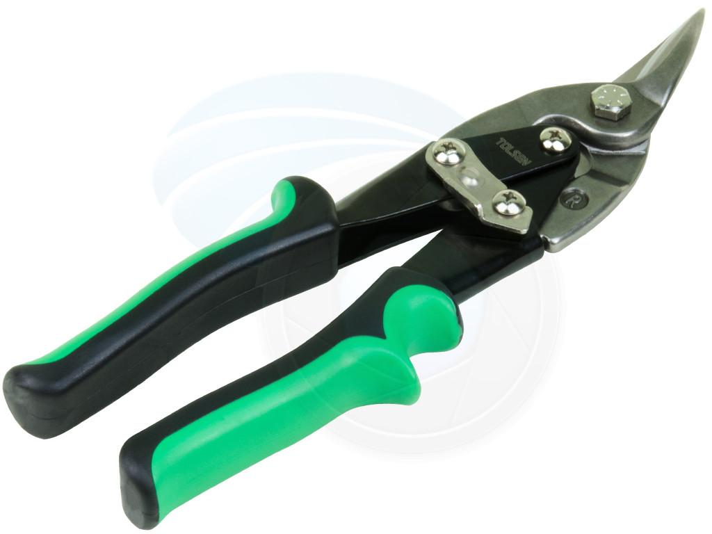10inch 250mm Right Cut Aviation Snips Metal Plastic