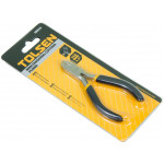 4.5in Mini Small Diagonal Cutting Pliers Repair Cable Wire Cutter Tool