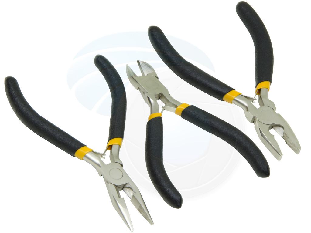 Diagonal Mini Cutting Combination Long Nose Cutter Pliers