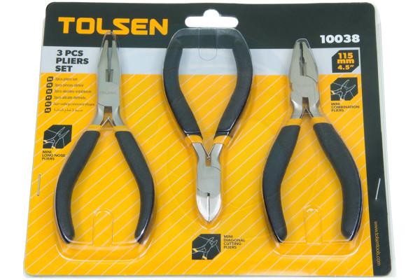 Diagonal Mini Cutting Combination Long Nose Cutter Pliers Repair Tool