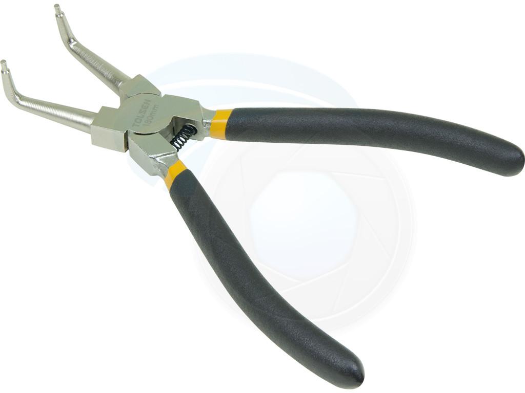 Heavy Duty Internal Bent Retaining Ring C Clip Circlip
