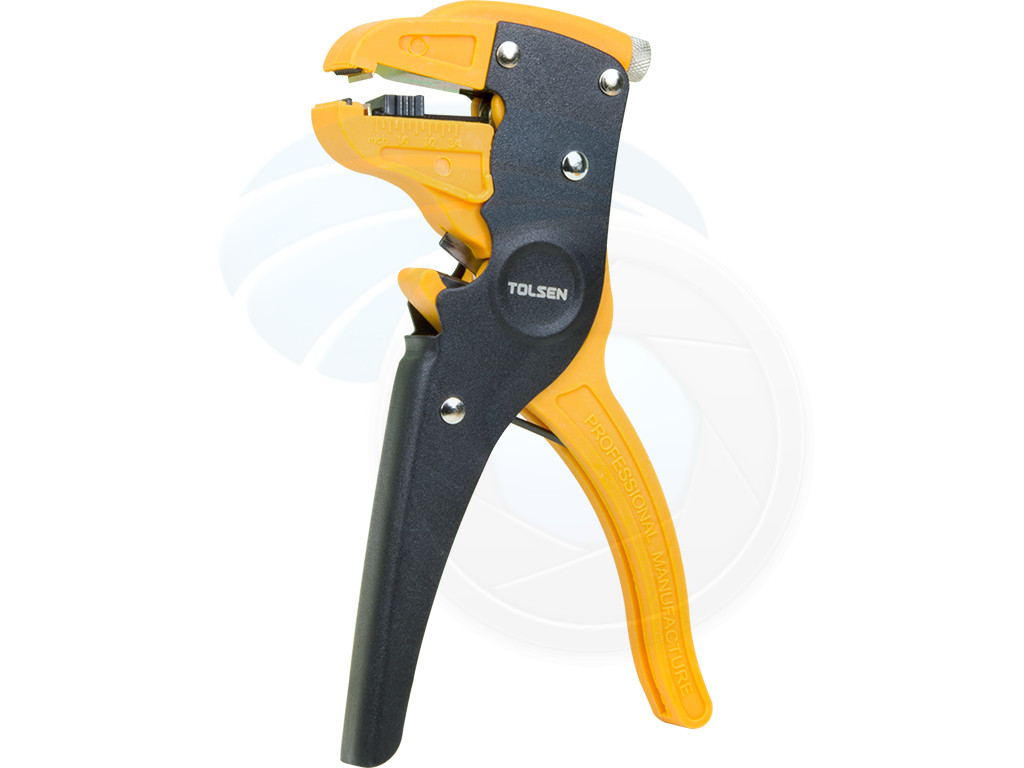Heavy Duty Self-Adjustable Automatic Electrical Cable Wire Stripper Cutter.Plier