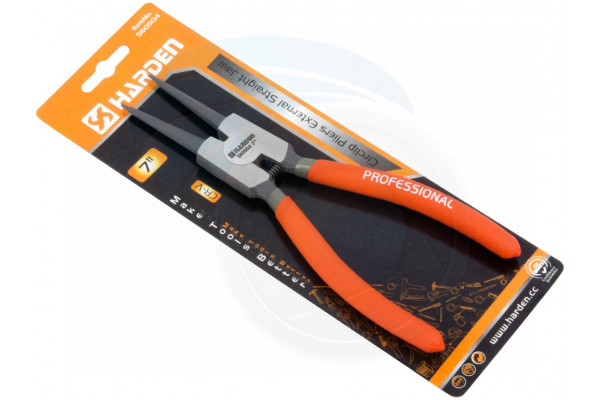 Straight External Retaining Snap-Ring C-Clip Circlip Removal Pliers