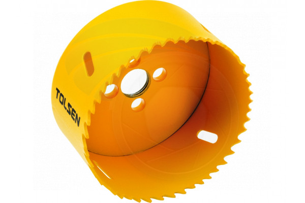 3-1/4in 83mm HSS Hole Saw BiMetal Drill Round Blade Steel Wood Cutter