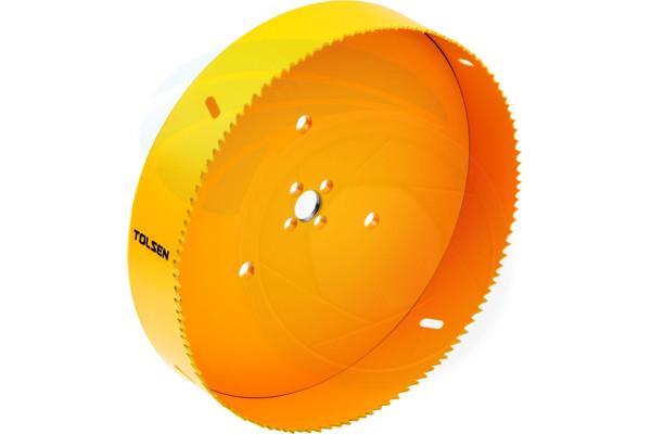 7-7/8in 200mm HSS Hole Saw BiMetal Drill Round Blade Steel Wood Cutter