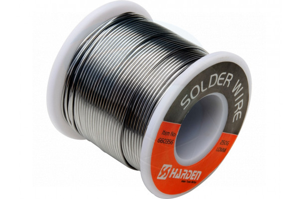 1.0mm 60/40 Sn-Pb Tin Lead Rosin Core Solder Wire Electrical Soldering