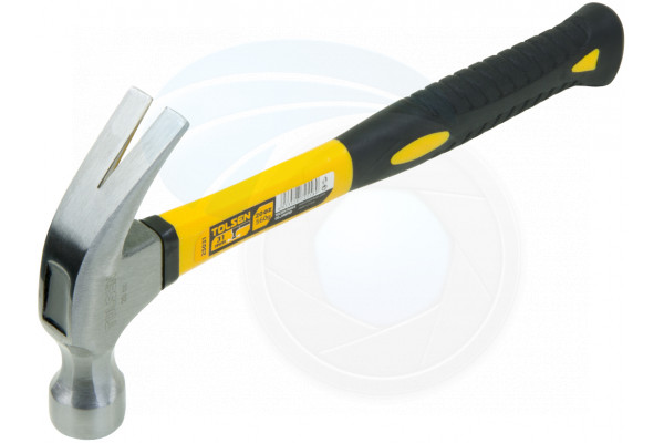 20oz 560g Claw Hammer Lightweight Fiberglass Smooth Face Nail Puller