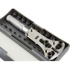 Watch Repair Universal Adjustable Case Opener Tool Back Lid Wrench