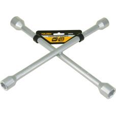 14inch 17-19-21-23mm Rim Lug Nuts Cross Wrench Tire Wheel Repair Tool