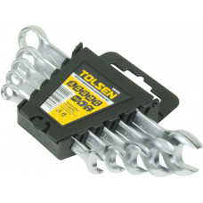 5pcs Combination Metric Spanners Wrench Set 8mm 10mm 12mm 14mm 17mm