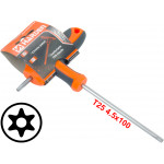 T25 T-Handle Torx Security Pin 6 Point Star Key CRV Screwdriver Wrench