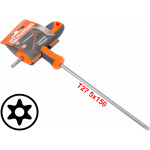 T27 T-Handle Torx Security Pin 6 Point Star Key CRV Screwdriver Wrench