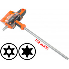 T50 T-Handle Torx Security Pin 6 Point Star Key CRV Screwdriver Wrench