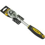 Tolsen Quick Release Reversible Socket Ratchet Wrench 1/2 Square Drive