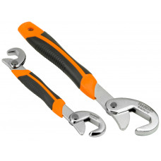 Two Pieces Multi-Function 9-32mm Universal Adjustable Spanner Wrenches